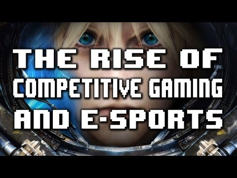 The Rise of Competitive Gaming & E-Sports | Off Book | PBS