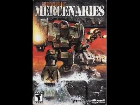 Mechwarrior 4 Mercenaries Music - Beach Fight + DOWNLOAD LINK