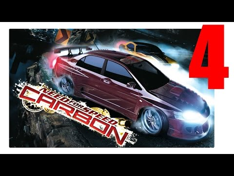 Need for Speed: Carbon #4 ( Новая )