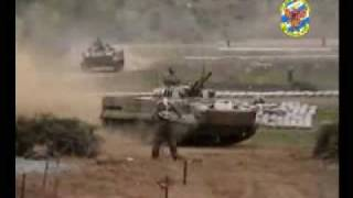 Greek Army Bmp3 - Part 1