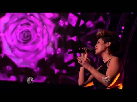Tessanne Chin Unconditionally The Voice 5