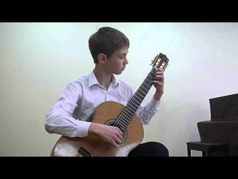 Бах Иоганн Себастьян - BWV 1012 - Гавот1-2 (Сюита №6 для виолончели)
