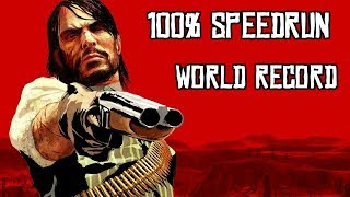 (OBSOLETE) Red Dead Redemption 100% Speedrun in 9:42:53