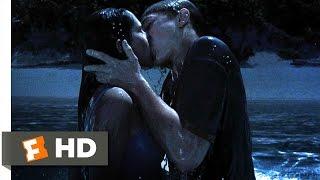 The Beach (2/5) Movie CLIP - Night Swimming (2000) HD