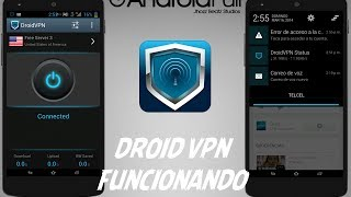 Droid Vpn Funcionando 16/03/14 [Todas Las Regiones] ||ANDROID FULL ||