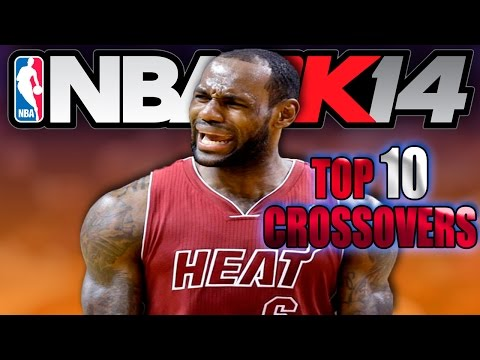 NBA 2K14 TOP 10 CROSSOVERS Of The Week #4