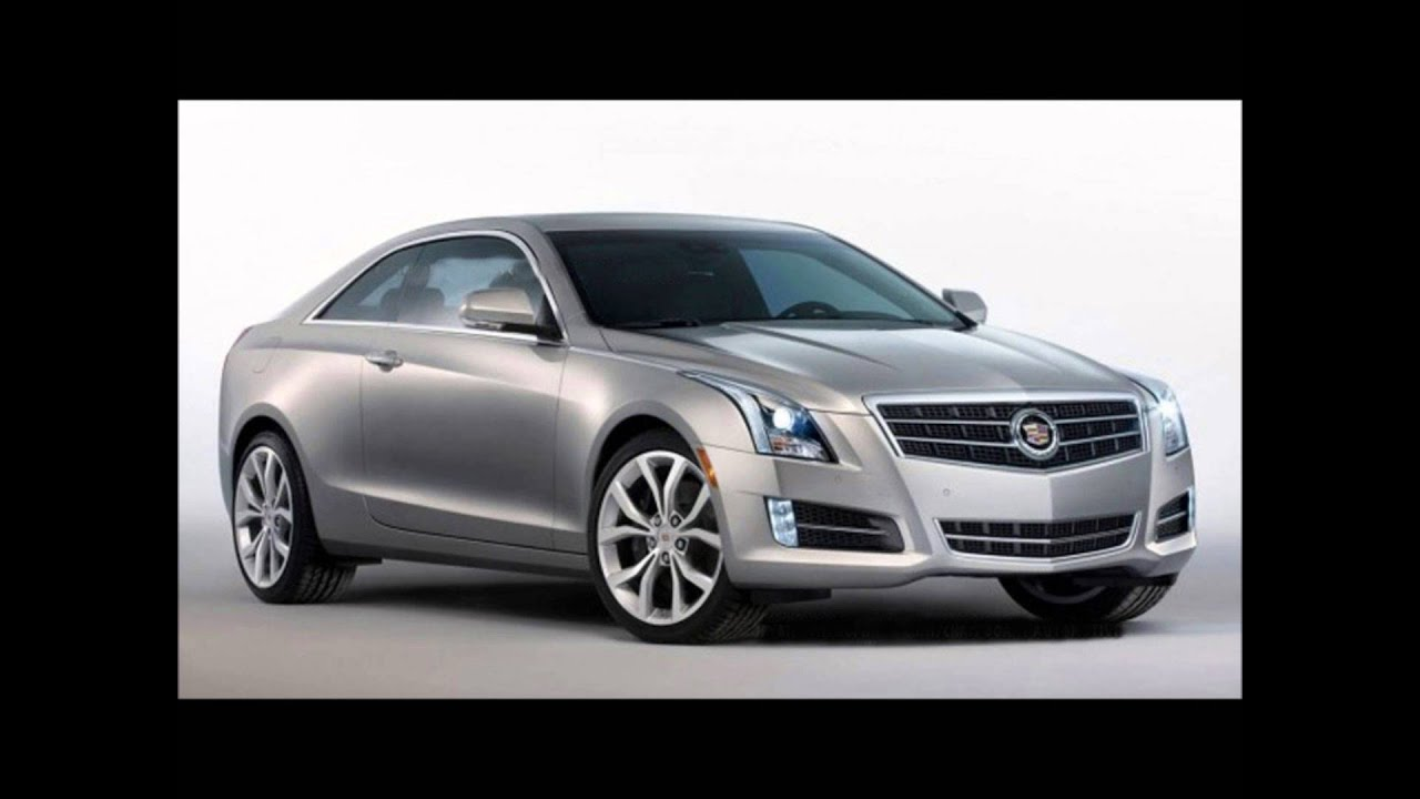 Cadillac Ats Coupe >> 2013 CADILLAC ATS COUPE - 3.6-liter V6 - 321 HP (239 kW) Review Inside & Outside - YouTube