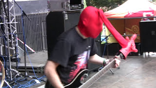 S.C.A.T. Live At OEF 2012