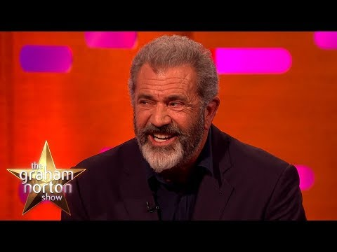 Mel Gibson Took Accent Lessons From Sean Connery   The Graham Norton Show