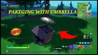 # Helicopter with umbrella shot ! fortnite funny fails and WTF win moment-episode 03