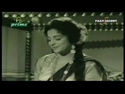 Noor Jehan - Na Chhura Sako Ge Damann  - Daaman (1967)
