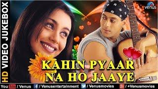 Kahin Pyaar Na Ho Jaaye   Bollywood Romantic Songs   Salman Khan   Rani Mukherjee   Video Jukebox