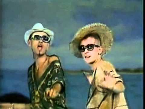 Peor Impossible - «Susurrando» (Video Clip, 1984) Remasterizado by Italoco.VOB