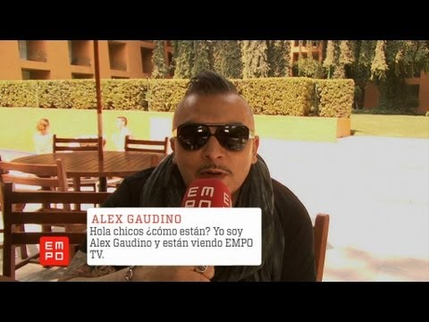 ALEX GAUDINO MEXICO 2013