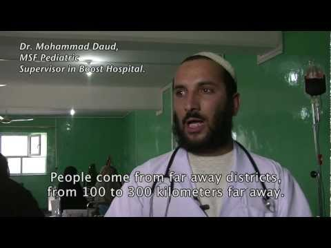Afghanistan: A Hospital in Helmand