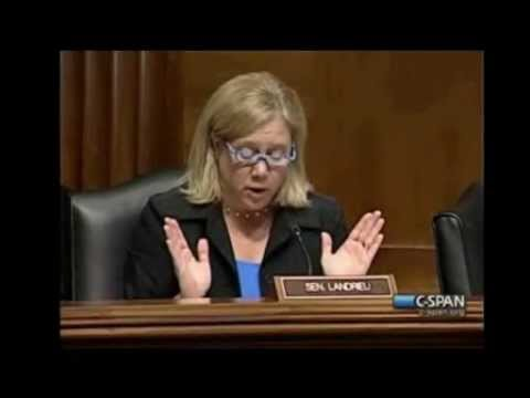 Sen. Mary Landrieu (D-LA) Corrects Administration And Democrat Talking Points On Drilling Permits