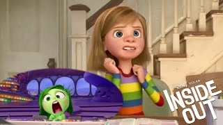 INSIDE OUT - Get to know your emotions: Disgust (2015) Pixar Animated Movie HD