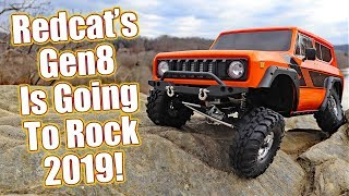 2019 Scale Crawler Superstar! Redcat Racing Gen8 International Scout II Truck Review | RC Driver