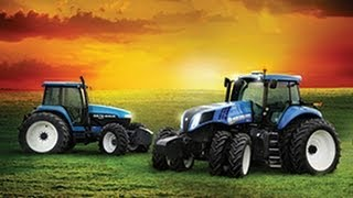 GENESIS T8 Series Tractor - Launch Video