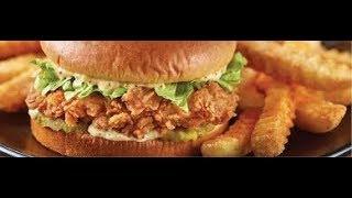 Zaxbys New Southern TLC Vs Sweet & Smoky Chicken Sandwich Taste test