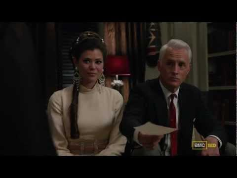Mad Men: LSD Scene [HD] 720p