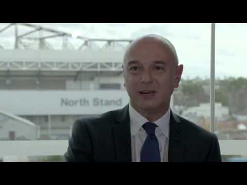 Tottenham Hotspur to host NFL games at new stadium