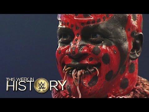 Boogeyman Debüt bei SmackDown: This Week in WWE History – 3. Dezember 2015 thumbnail