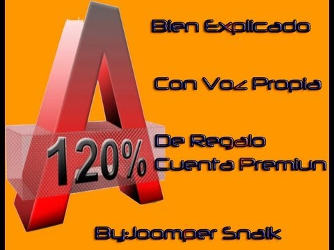 Como Descargar Alcohol 120 [XP-W7-W8] [Full-En Español-Con Crack-Bien Explicado] [Ultima Version]