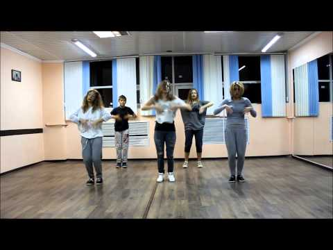 Танцевальная студия Inside/Dancehall Zombie