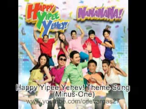 Happy Yipee Yehey! Theme Song (minus-one) video