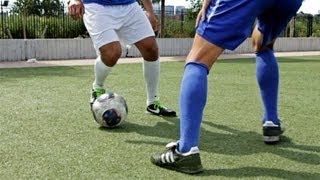 How to Do a Single Cut & Double Cut | Soccer Skills