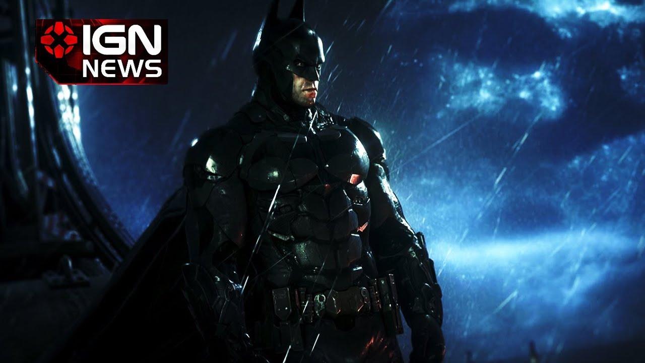 Batman arkham knight release date in Australia