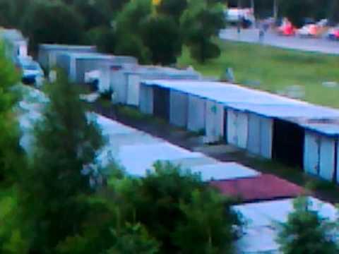 Trąba Powietrzna Bydgoszcz Tuż Po  2011-06-30 Cz.1