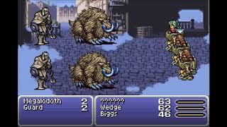 Let's Play Final Fantasy VI BLIND Part 1-  You, Me, And A Dozen Moogles