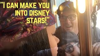 Two Guys Make A Deal With A Gypsy To Become Disney Stars