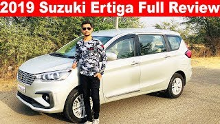 2019 Suzuki Ertiga Full Review 🔥Aayush ssm