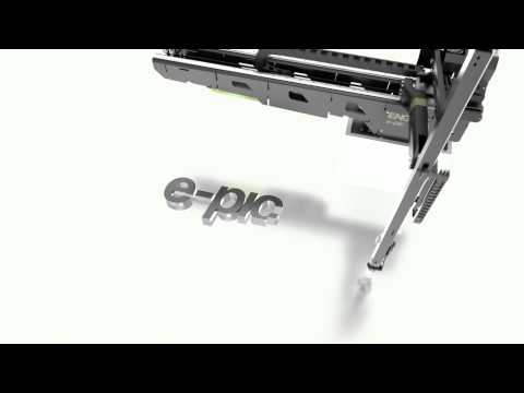ENGEL e-pic intro Animation