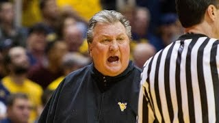 Bob Huggins Goes Off On Refs In Big 12 Title Game Loss | CampusInsiders
