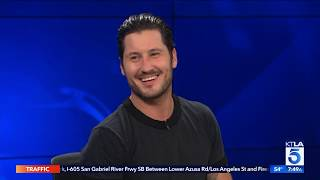 Val Chmerkovskiy Gives a Message to Cheryl Burke & Talks DWTS Juniors
