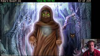 King's Quest III - To Heir Is Human Meet The Oracle - The Director's Cut