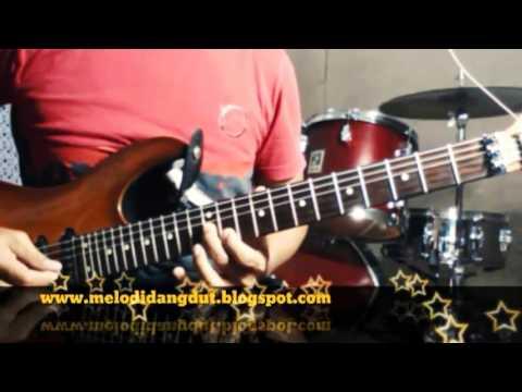 Melodi Lagu SANTAI Rhoma Irama Video Cover Tutorial Melodi Dangdut Termudah