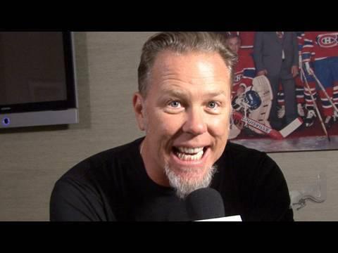Metallica - James Hetfield interview