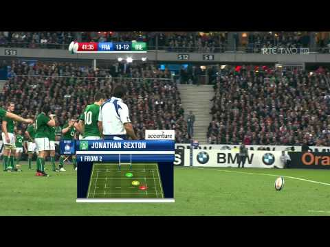 15/03/2014   France v Ireland 6 Nations Rugby Full Match