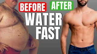 Water Fasting Losing Weight Fast