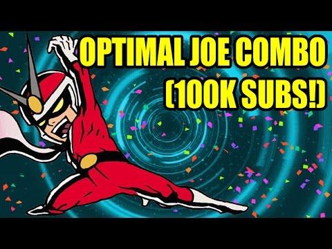 Umvc3 Optimal Joe Combo