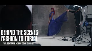 Behind The Scenes: Photographing A Fashion Editorial With The Sony A7RIII