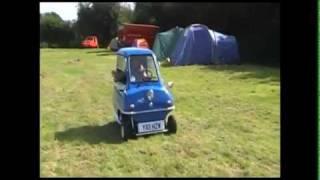 Peel P50 и Trident - Самые Маленькие в Мире Машинки.
