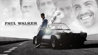 See You Again - Paul Walker - Fast and furious 7 [Lyrics]
