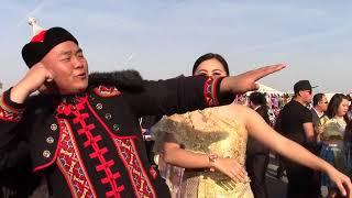 Fresno Hmong New Year 2018: Ncig Tshav Pob Hnub Kawg #1