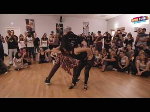 Bruno + Christina - Dutch International Zouk Congress 2016 - Talking in Your Sleep by Gallant